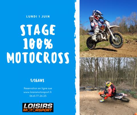 Stage moto cross et quad proche de Lyon dans le Beaujolais