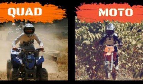 Stage Journée : Moto ou Quad !
