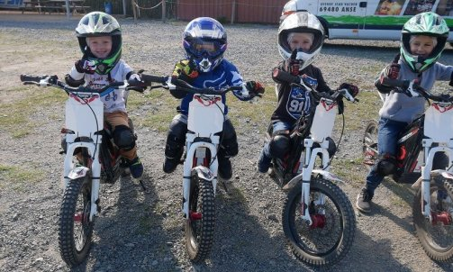 Initiation moto enfant 3-5 ans