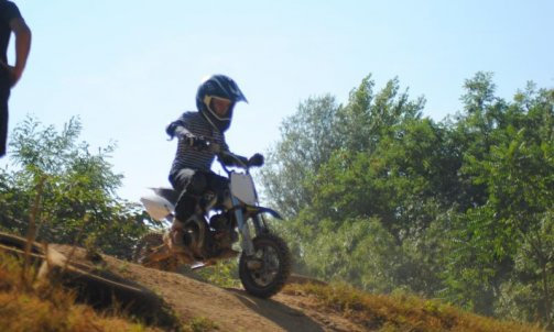 Initiation moto Enfant Anse