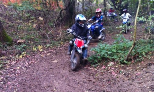 Ecole de pilotage moto Anse