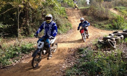 Initiation moto Adulte Anse