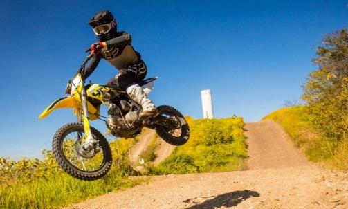 stage moto tout terrain