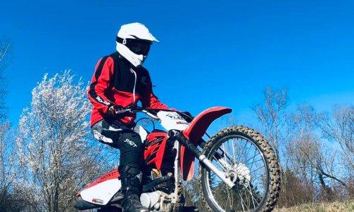 stage moto cross